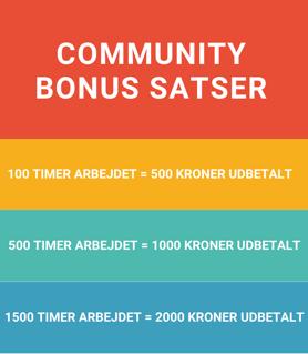 Community bonus satser (5)